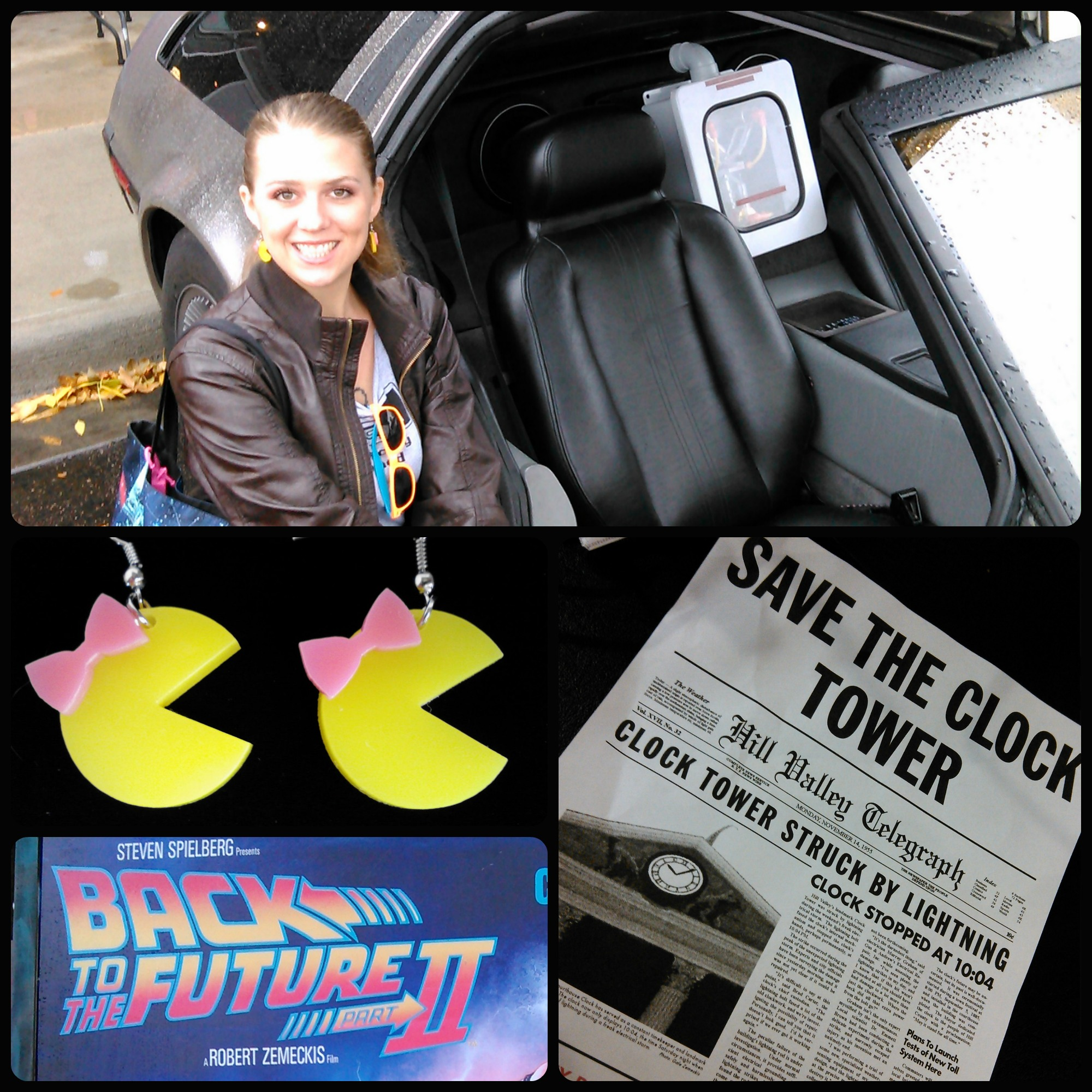 The Future is Now! (BTTF Day!)