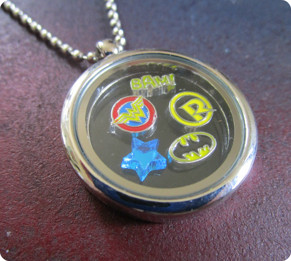 Floating Charm Memory Locket Necklaces are HERE!!!