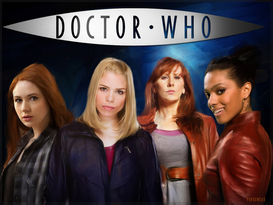 Top 10 Doctor Who Companions – So They Say