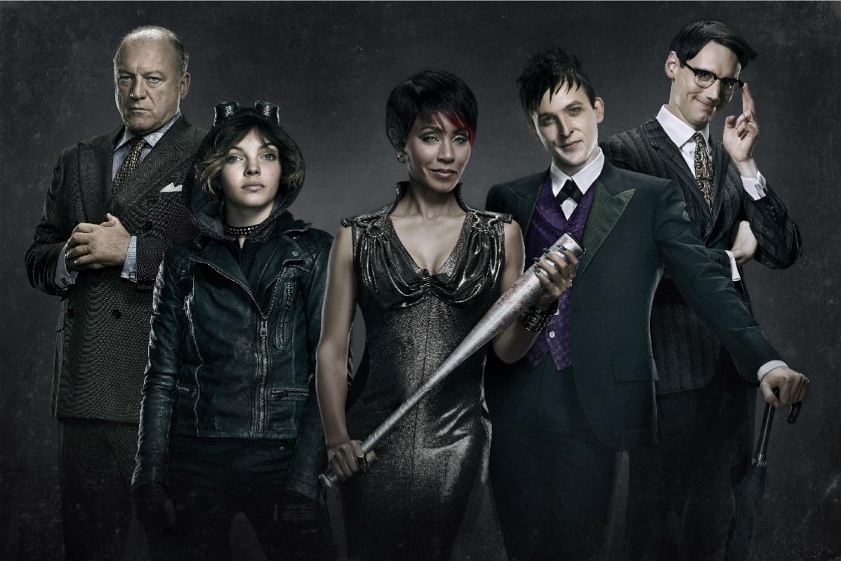 What Happens When I Binge Watch Gotham for 3 Days