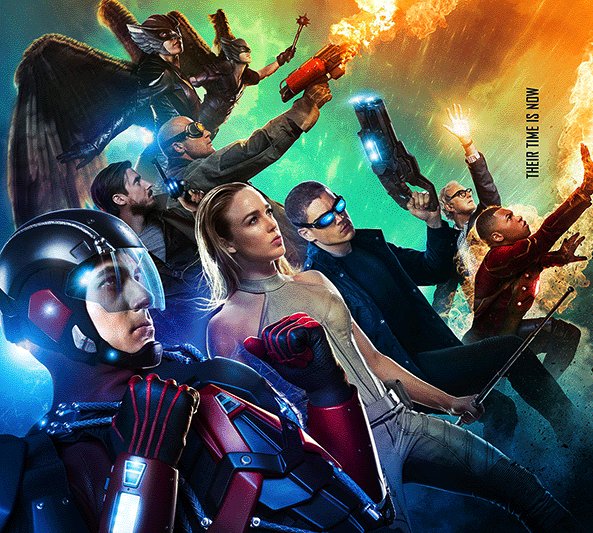 Let's Get Groovy & Watch Legends of Tomorrow Together