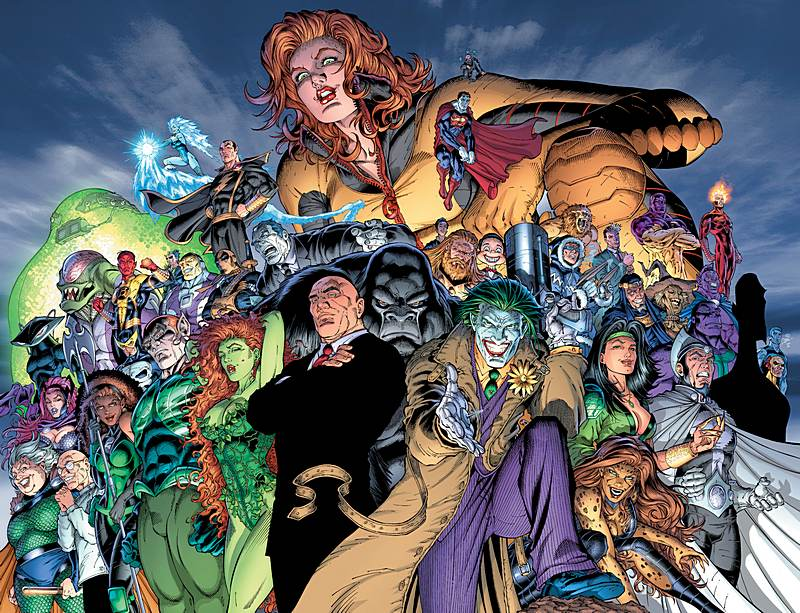 If I Ran DC Entertainment, This is How I'd Fix Everything
