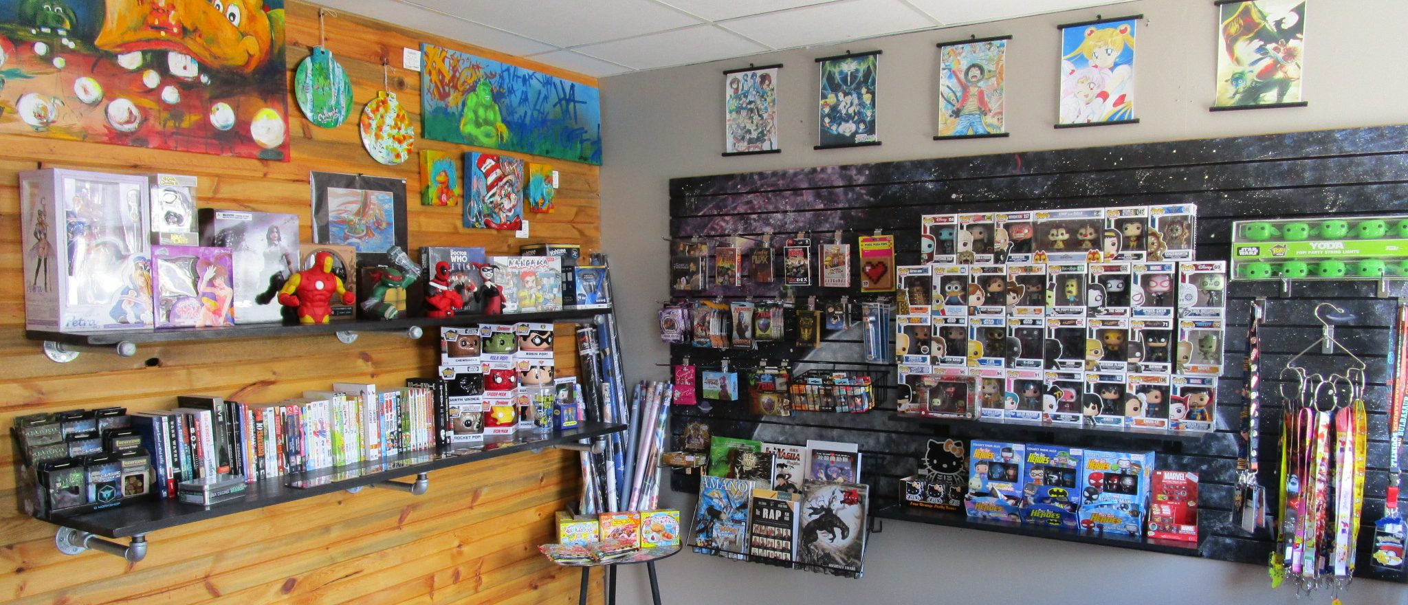 For Those Who Don't Know, I Have a Store Front!