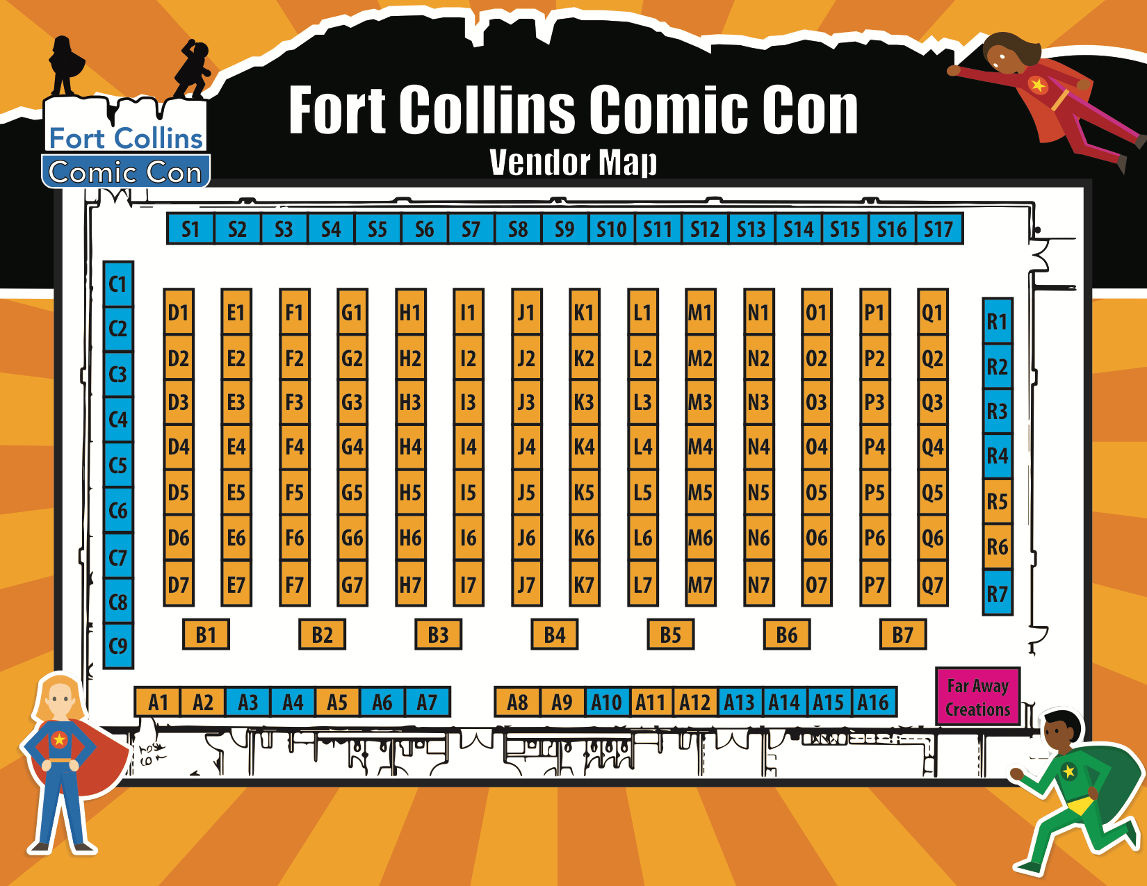 See You at Fort Collins Comic Con 2017? #FCCC