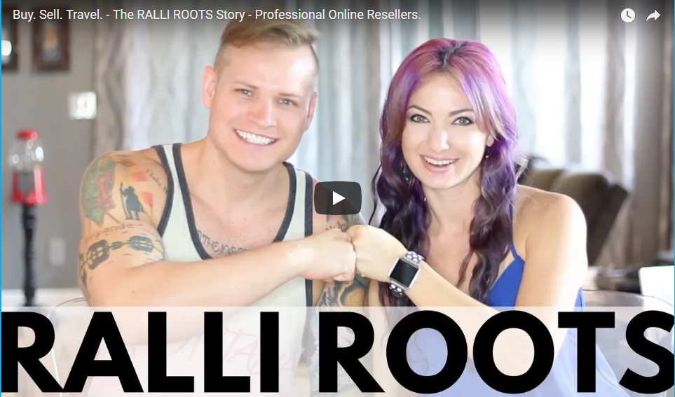 Like Re-Selling? Follow my YouTube favs – RALLIROOTS!