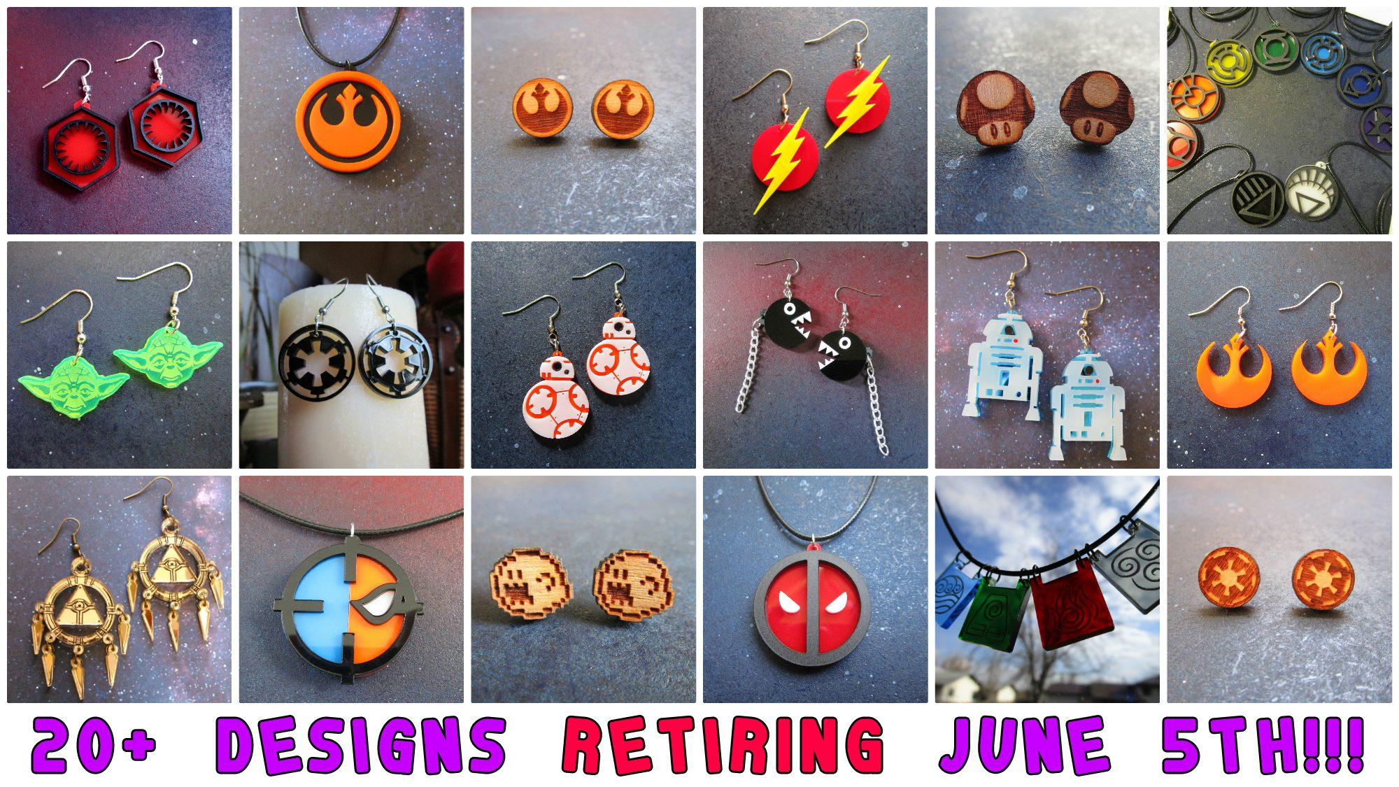 Retired Listings SALE! ~ Say Goodbye to Some Oldies with 30% OFF!