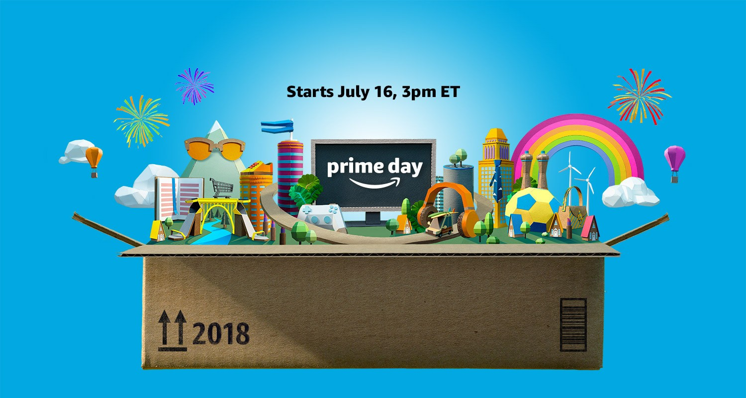It's Amazon Prime Day, and Yes ~ I Have a Sale ON Amazon!