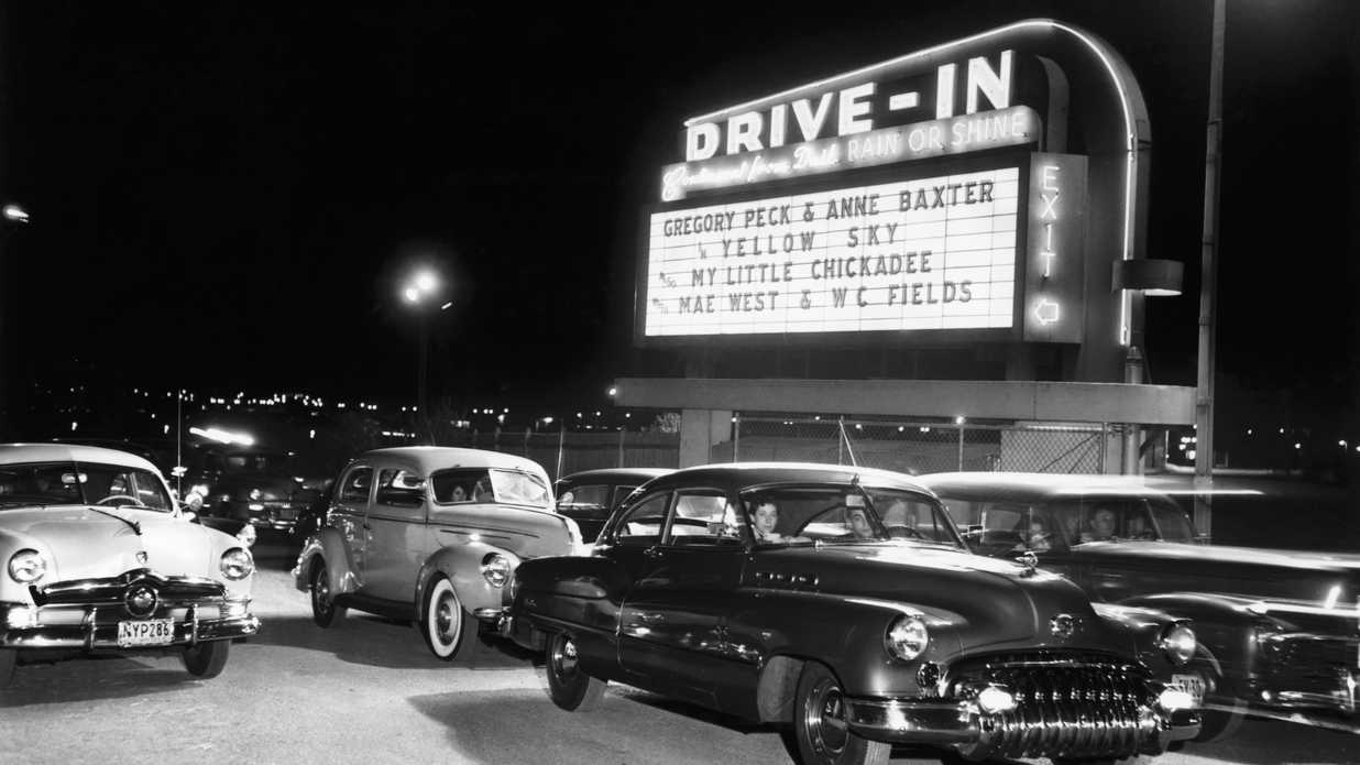 June 6th – National Drive In Day – It's Making a Come Back!
