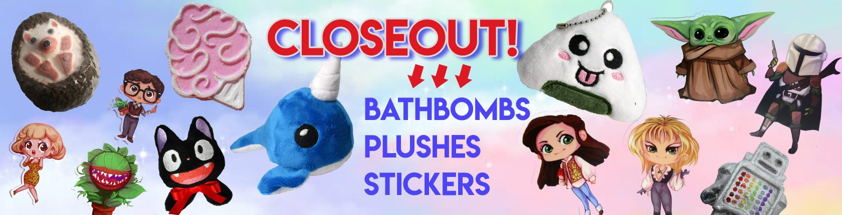 collab closeout sale